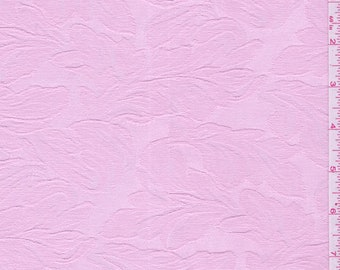 Pink Damask, Fabric By The Yard