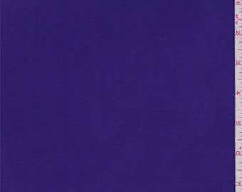 Purple Stretch Velvet, Fabric By The Yard