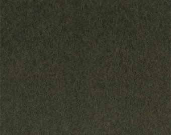 JB Martin Graphite Gray Wool Velvet Home Decorating Fabric, Fabric By The Yard