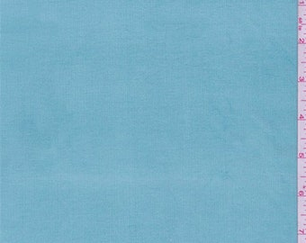 Turquoise Blue Stretch Corduroy, Fabric By The Yard
