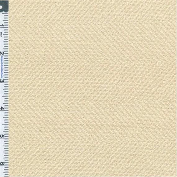 Oatmeal Herringbone Upholstery Fabric Fabric By The Yard Etsy