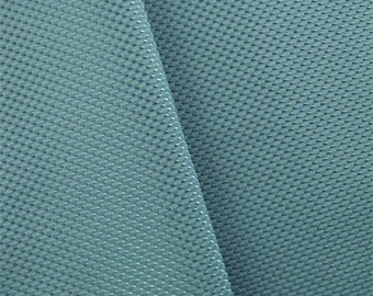 Spruce Blue Novelty Rib Home Decorating Fabric, Fabric By The Yard