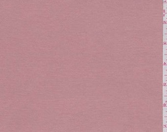 Pink Clay Modal Tencel Jersey Knit, Fabric By The Yard