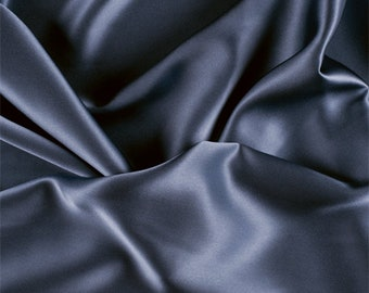 Copenhagen Silk Charmeuse, Fabric By The Yard