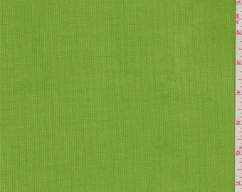 Lime Stretch Corduroy, Fabric By The Yard