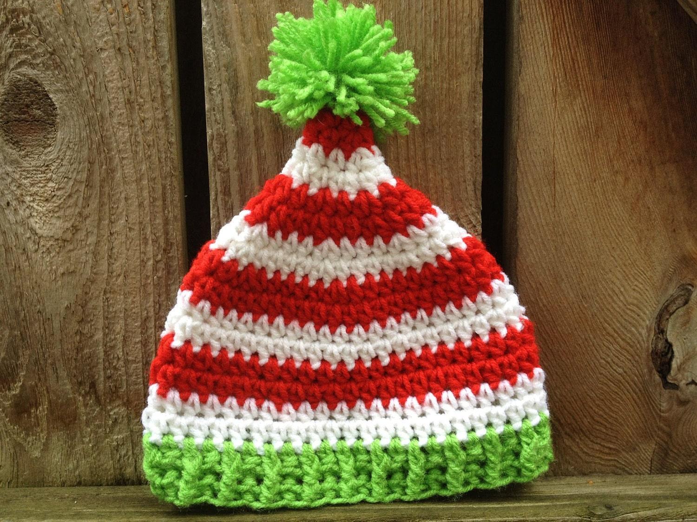 Pointy Elf Hat Crochet Pattern Etsy