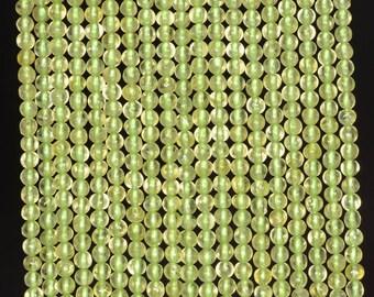 "6X3MM-4X2MM GREEN AMAZONITE GEMSTONE PEBBLE CHIPS 6X3-4X2MM LOOSE BEADS 15.5/"""