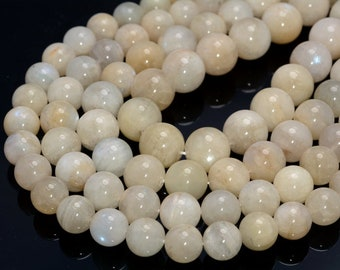 Jewelry Making Loose Moonstone Calibrated Moonstone 15mm 10mm 14mm Round Cabochon 12mm AAA+ White Moonstone Round Cabochon 18mm