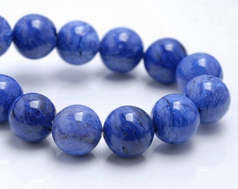 10MM Charoite Jasper Gemstone Grade AA Round Loose Beads 7.5 inch Half Strand (80002703 H-A92)