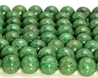 """4 mm véritable naturel lisse Lavande Jade Round Gemstone Loose Beads 15/""""AAA"""