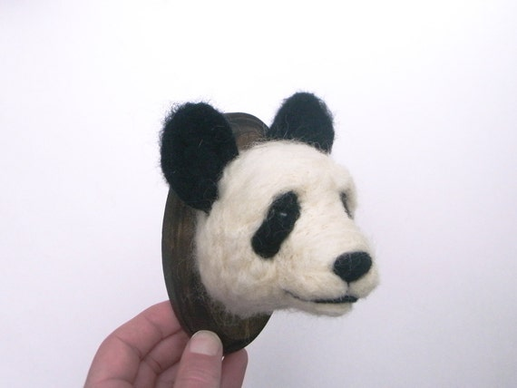 Giant Panda Wall Hanging