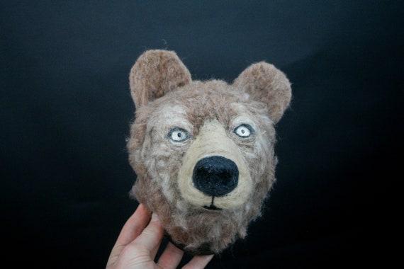 Bear Sculpture (Ursus arctos horribilis)