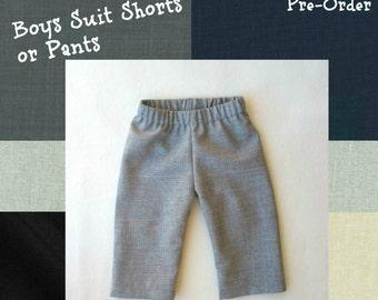 Baby Boy Dress Pants, ring bearer pants, ring bearer, toddler boy pants, baby dress pants, boys dress pants, toddler dress pants, boys pants