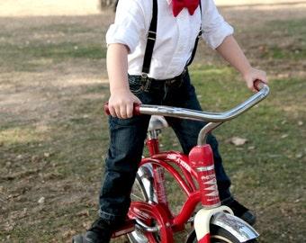 2c5474e11 Baby Suspenders Black Suspenders Skinny Suspenders Baby Boy