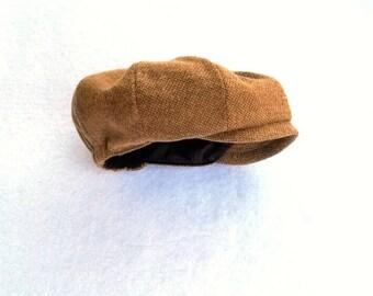 94be53abac2b1 Infant newsboy hat