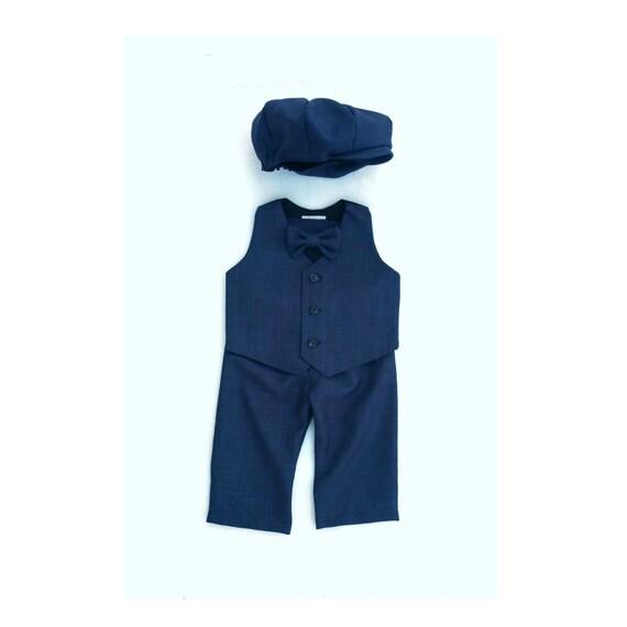 761d74b856b29 Toddler Boy Suit Baby Boy Suit Infant Suit Ring Bearer | Etsy