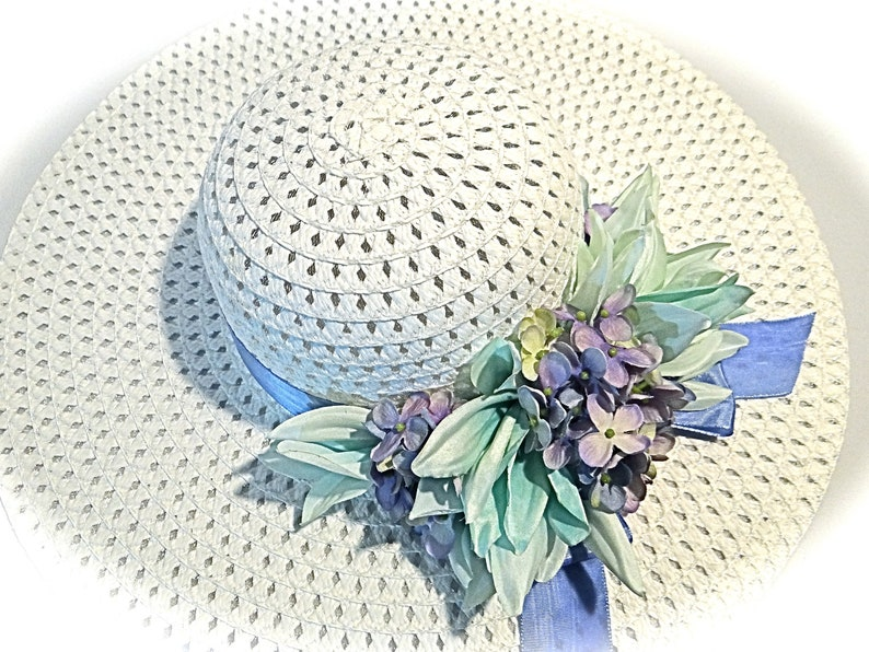Easter Hat Mother of the Bride Hats Tea Party Hats Women/'s Hat DH-114