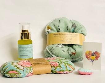 Classic New Mumma Gift Pack, Gift Hamper, Care Package - Garden Hues