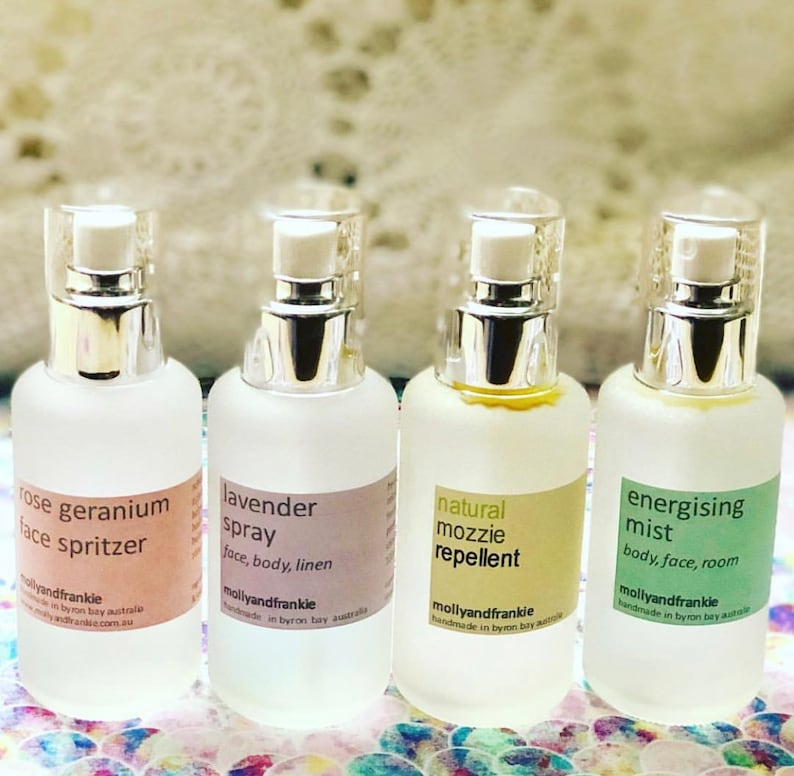 Essential Oil Sprays  Choose 3 for 69 image 0