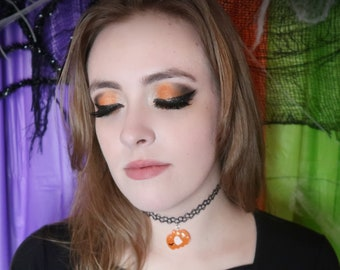 Pumpkin Spice and Everything Nice Chokers