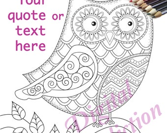 Popular Items For Doodle Coloring Book
