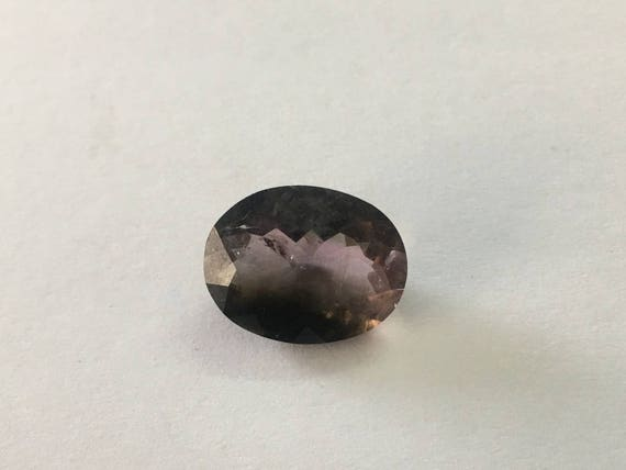 Tourmaline Faceted Heart Shape Weight : 21 Carats Size 4x4mm 8 Inches Strand