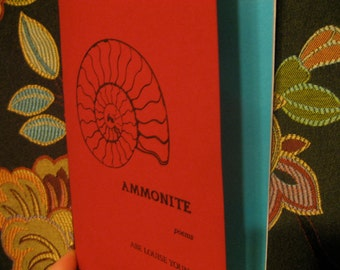 ammonite: poems (a chapbook by abe louise young)