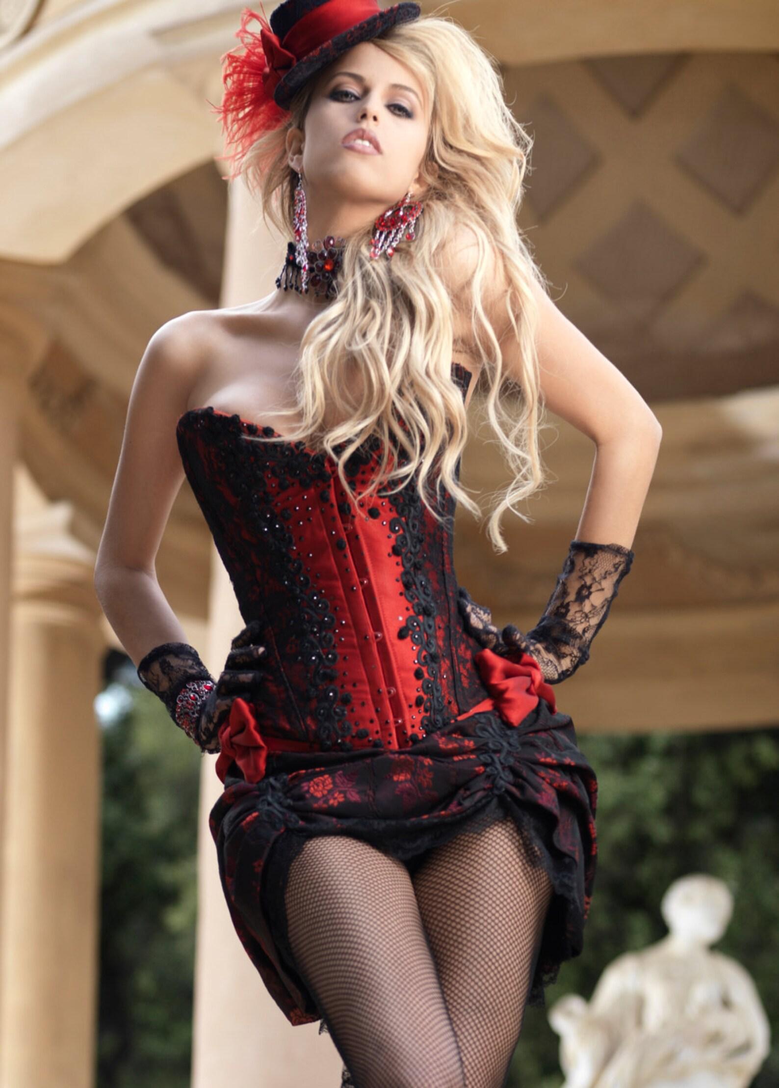Latex corset tumblr