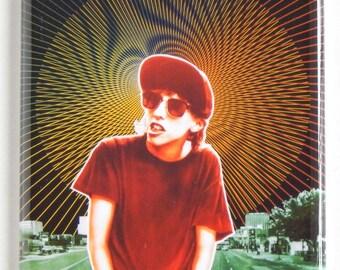 Slacker Movie Poster Fridge Magnet
