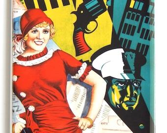 Chicago (1927) Movie Poster Fridge Magnet