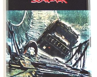 Sorcerer Movie Poster Fridge Magnet