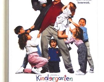Kindergarten Cop Movie Poster Fridge Magnet