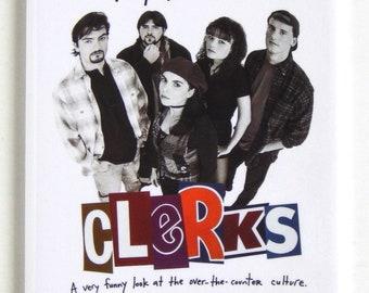 Clerks Movie Poster Fridge Magnet