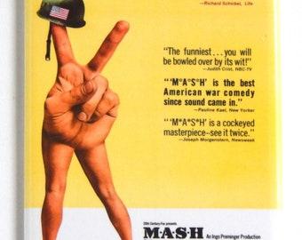 Mash Movie Poster Fridge Magnet