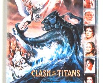 Clash of the Titans Movie Poster Fridge Magnet