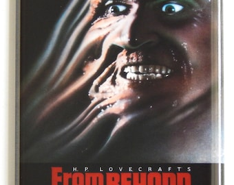 From Beyond Movie Poster Fridge Magnet