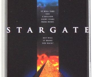 Stargate Movie Poster Fridge Magnet