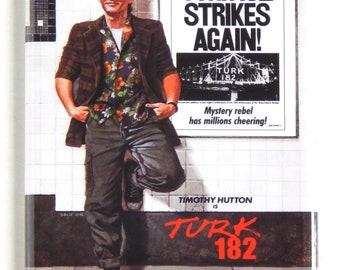 Turk 182 Movie Poster Fridge Magnet