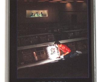 D.A.R.Y.L. Movie Poster Fridge Magnet
