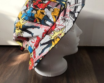 Unisex summer hat/bucket hat in a Star Trek fabric (Size Large)
