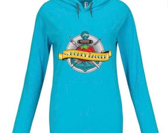 Honey Bagger Lightweight Hoodie