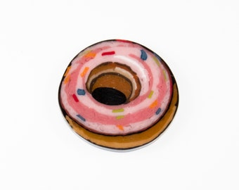 Glazed Donut Coin