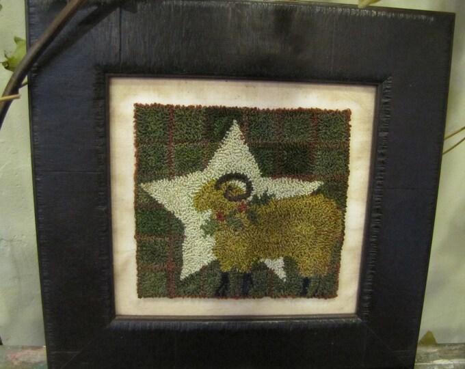 Ramsey & The Christmas Star Pattern