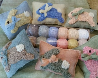 Cooperage Spring Collection of Valdani Threads