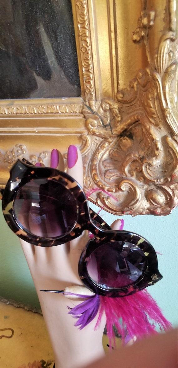 Funky Retro Sunglasses - image 6