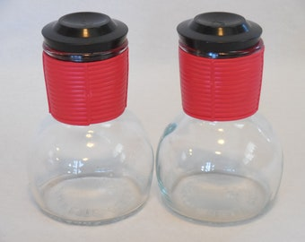 Jeannette Glass Co. Hottles, Coffee or Tea Carafes