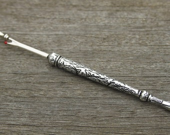 Seam Ripper with Long Floral Handle