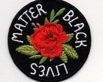 "Black Lives Matter - 2.5x2.5"" patch"