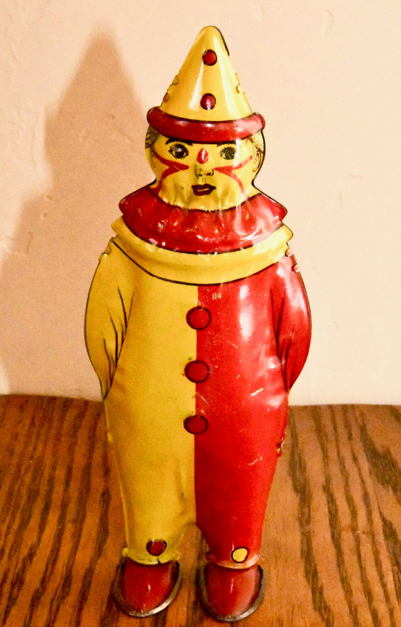 c USA 1928 Lindstrom Johnny Clown
