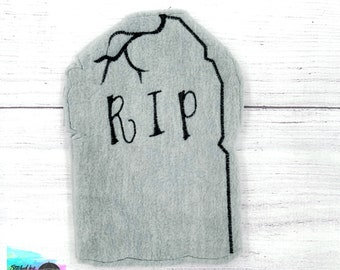 RIP Tombstone : Holiday Elf Sweater Photo Prop Clothes
